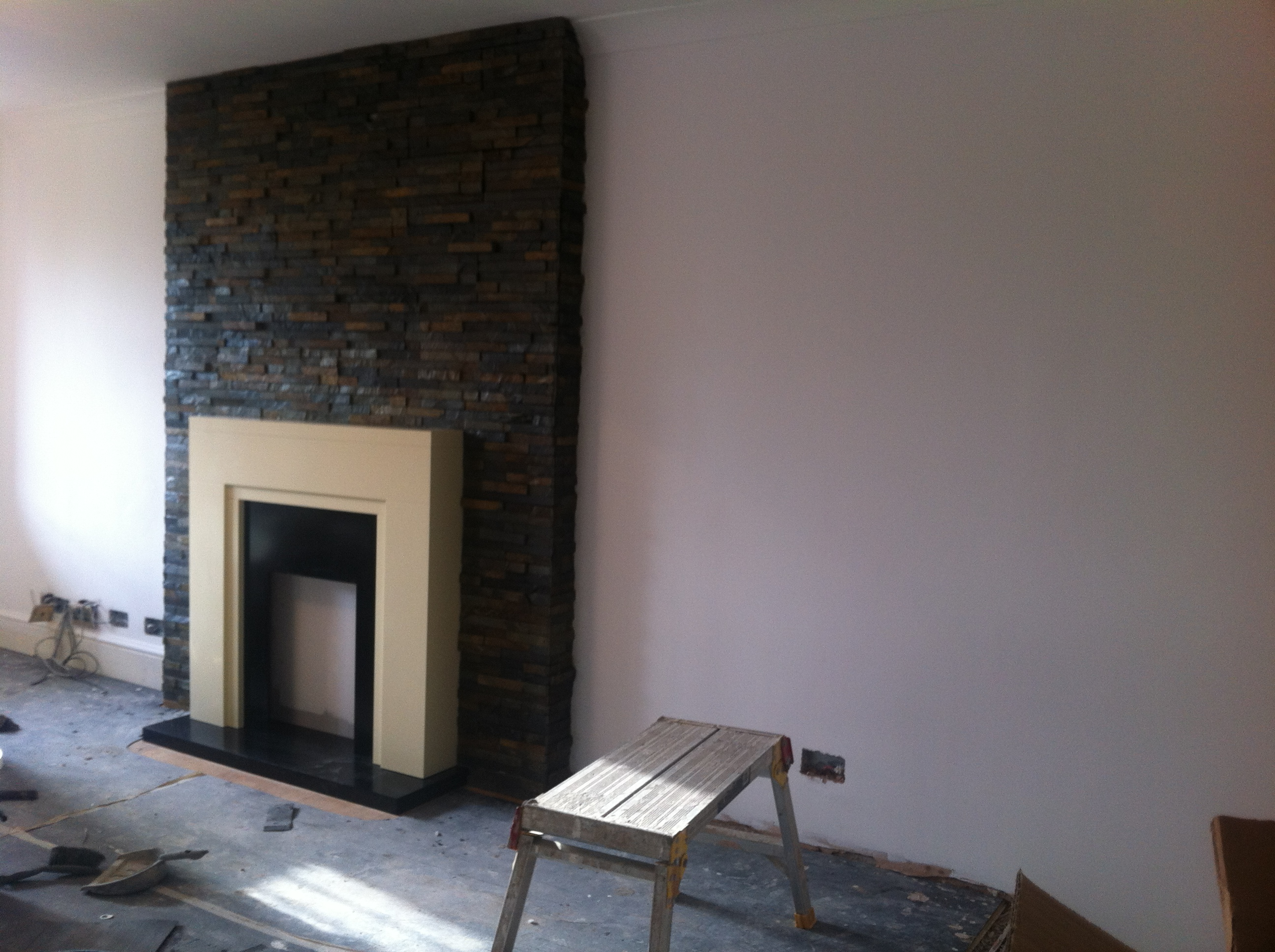 404 not found ForTiled Chimney Breast Images